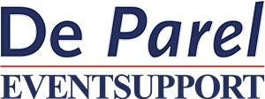 De Parel Eventsupport logo