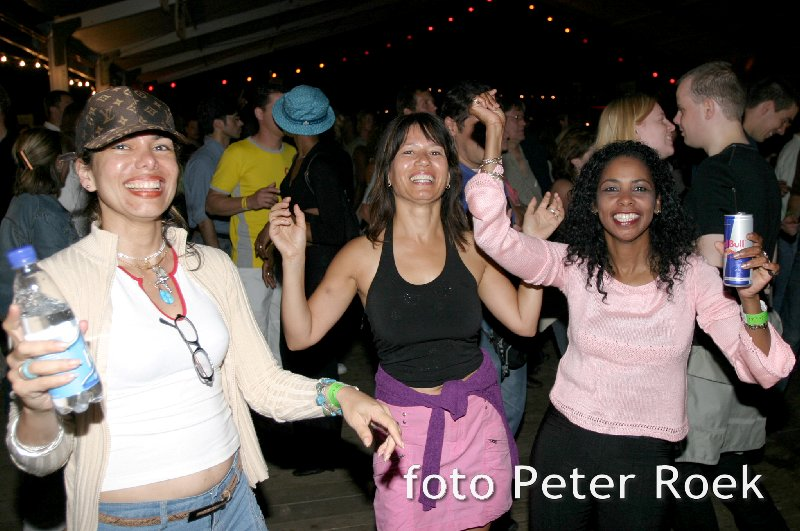 Feesten in De Parel