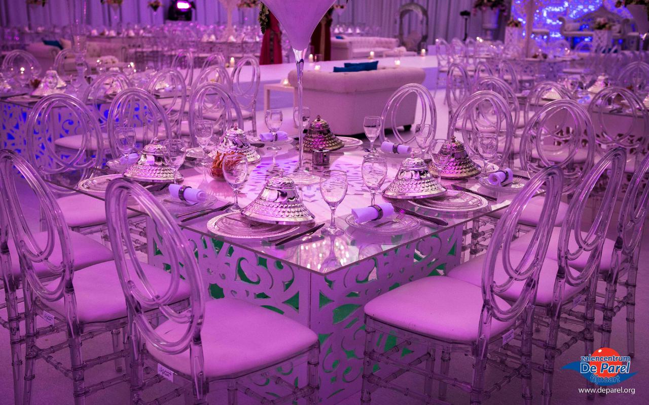 Marokaanse Bruiloft Zalencentrum De Parel